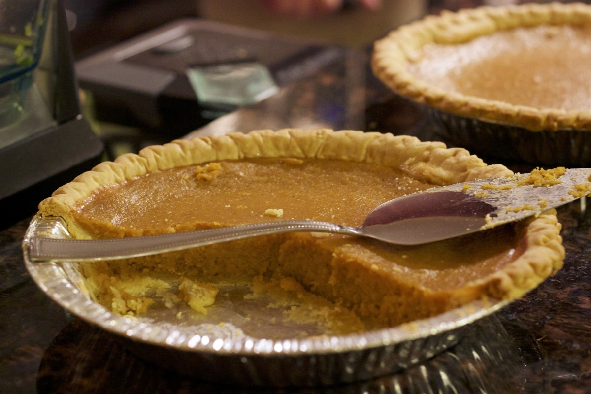 Pumpkin pie is a quintessential Thanksgiving treat, but how did it become so widespread?