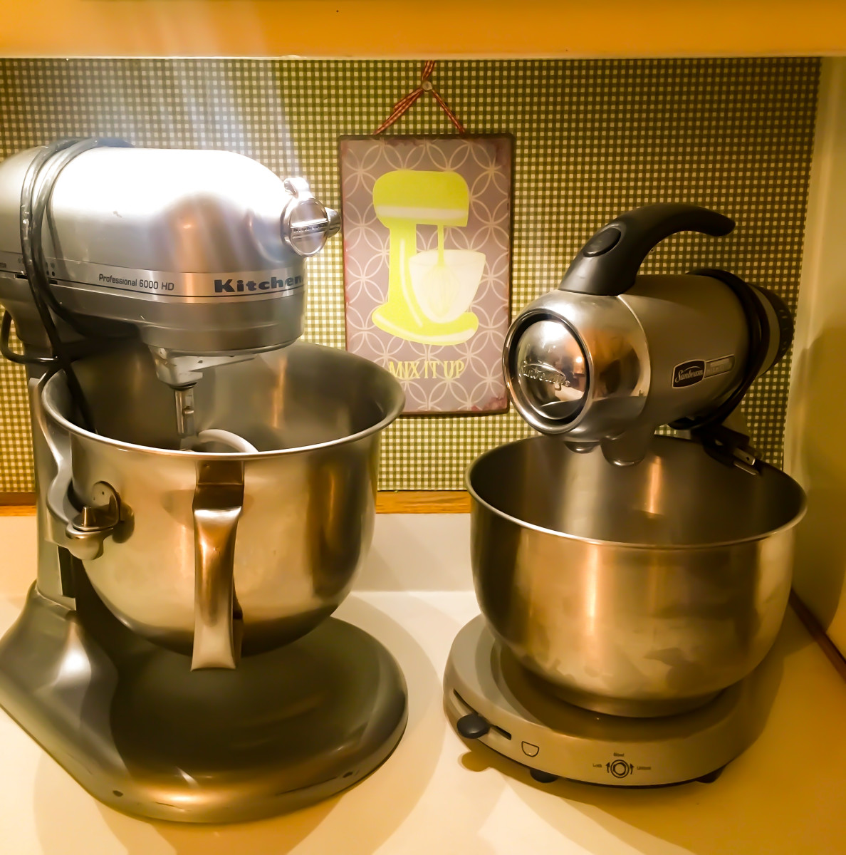 Why a KitchenAid Isn't the Only Mixer You Need