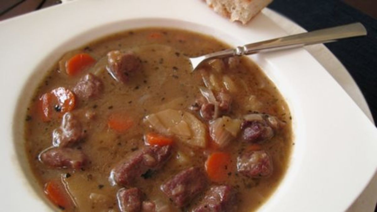 The Mystery of Brown Windsor Soup