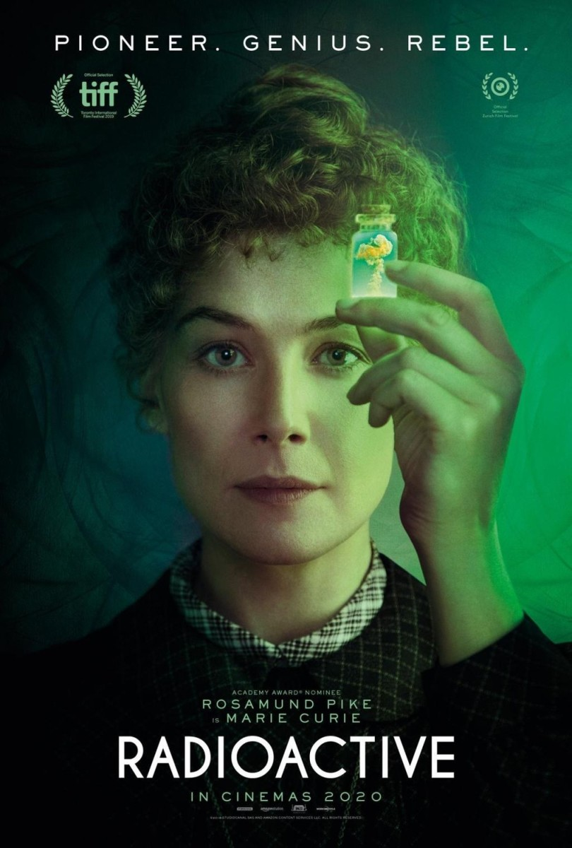 """Radioactive"" Movie Review | ReelRundown"