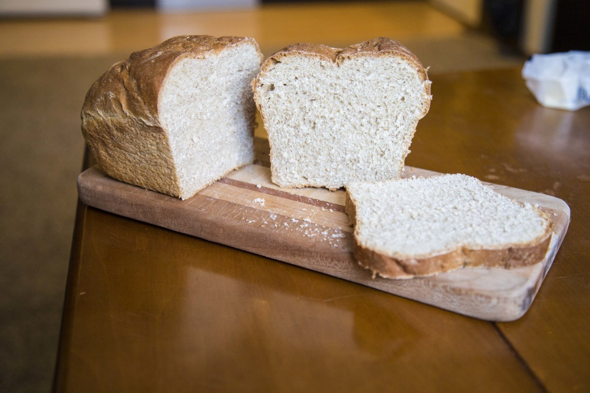 Mary's Bread: Buttermilk Bread Recipe With Yeast (Makes 2 Loaves)