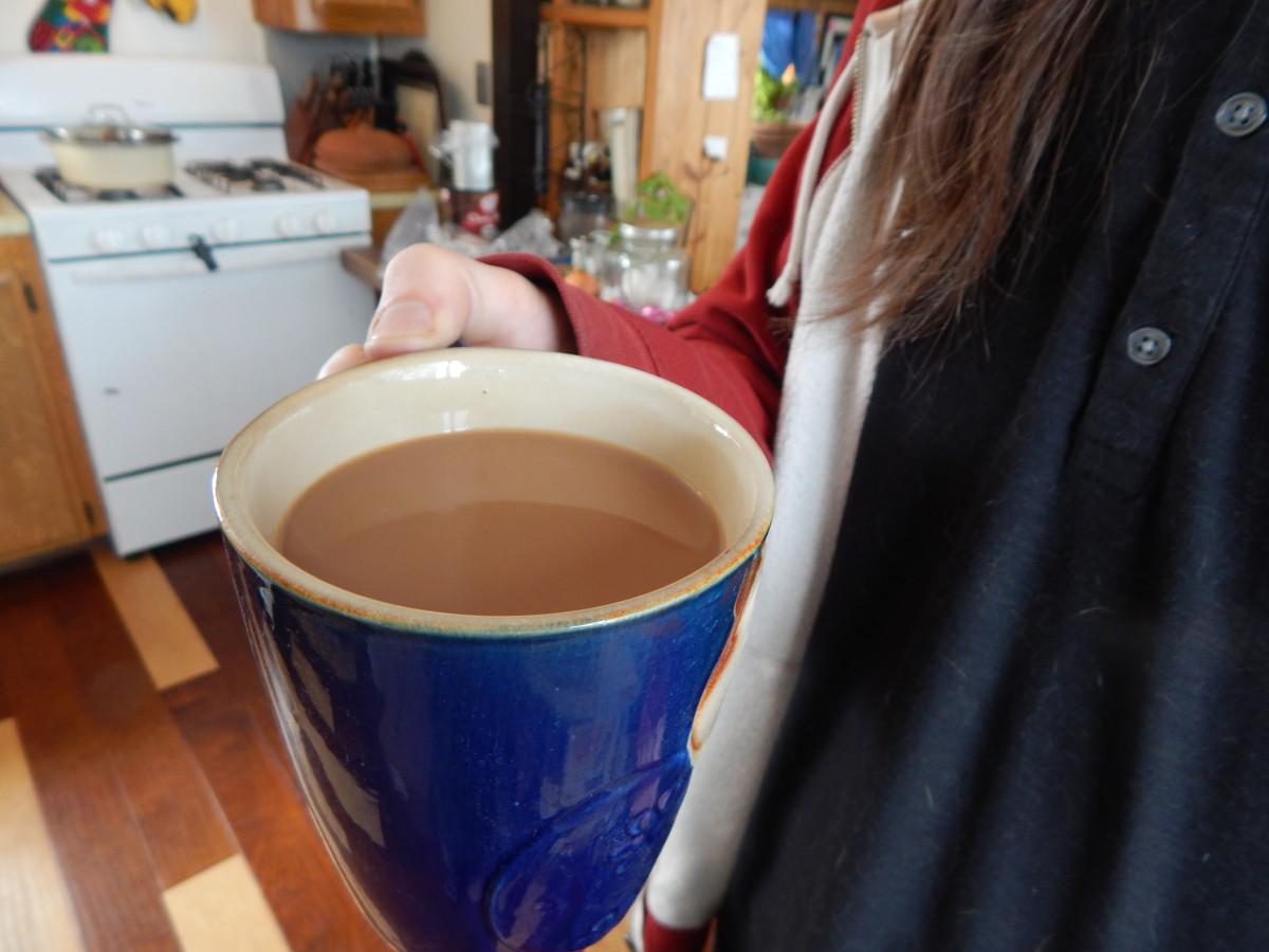 Chai Tea From Scratch