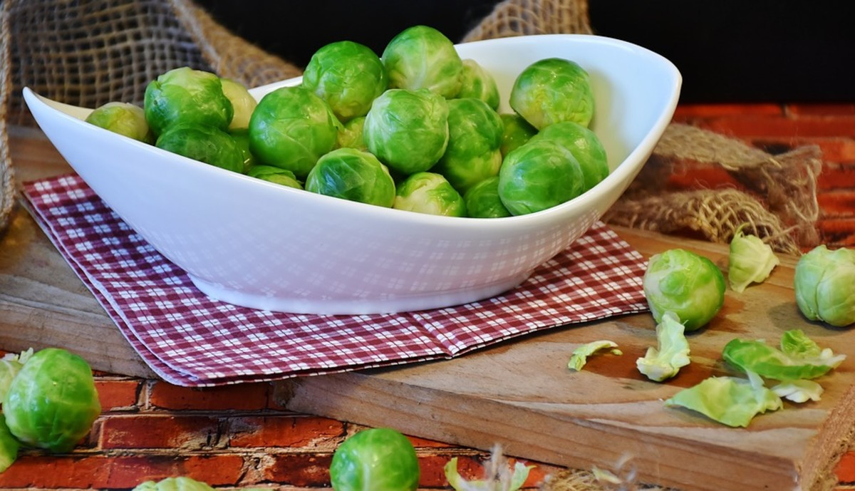In Praise of Brussels Sprouts
