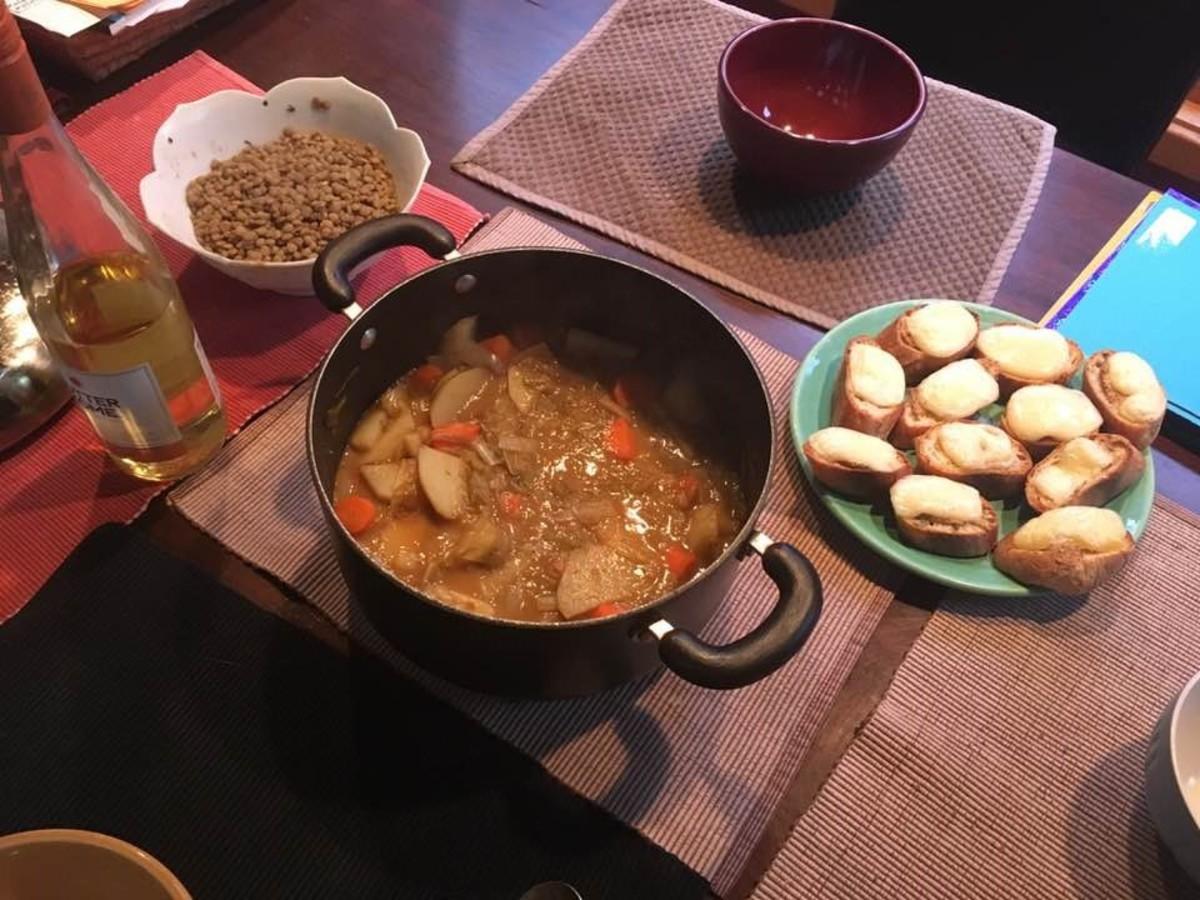 Sweet Caramelized Leek and Potato Soup Recipe