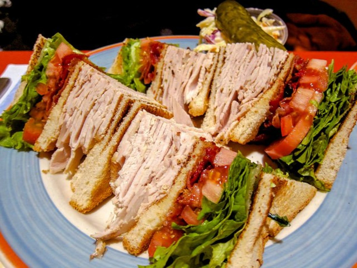 Classic Club Sandwich Recipe