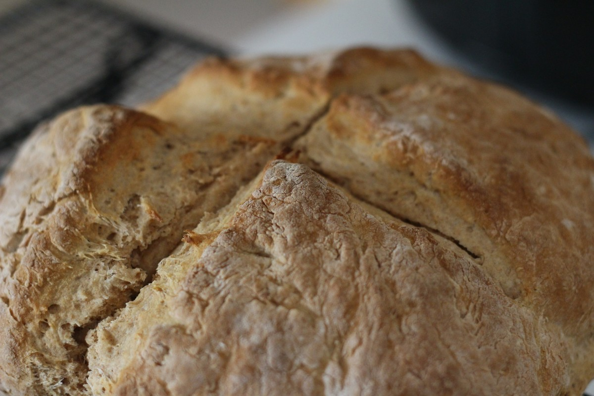 Authentic Irish Soda Bread Recipe and History