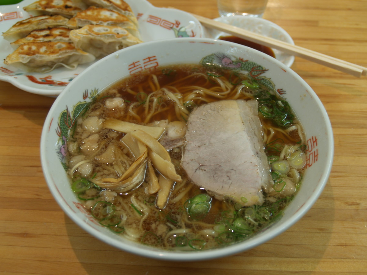 Japanese ramen packs a punch in terms of flavor.