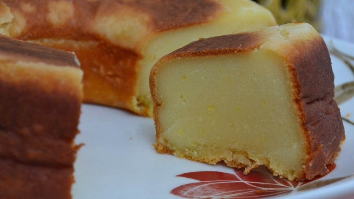 How to Make Brazilian Milk Cake: Bolo de Leite