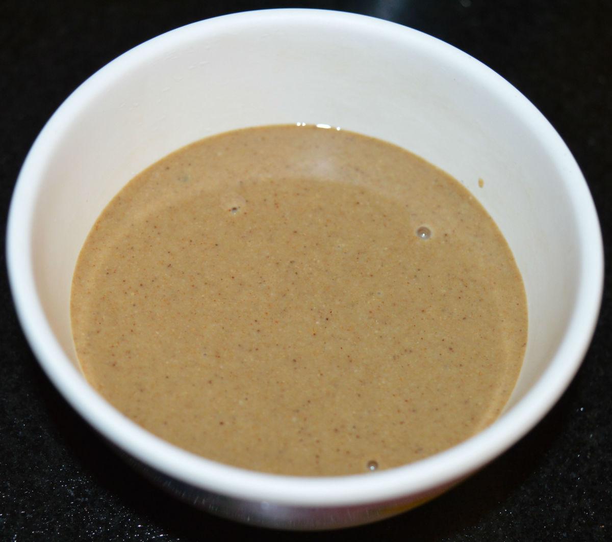 How to Make Tahini (Sesame Seed Paste)