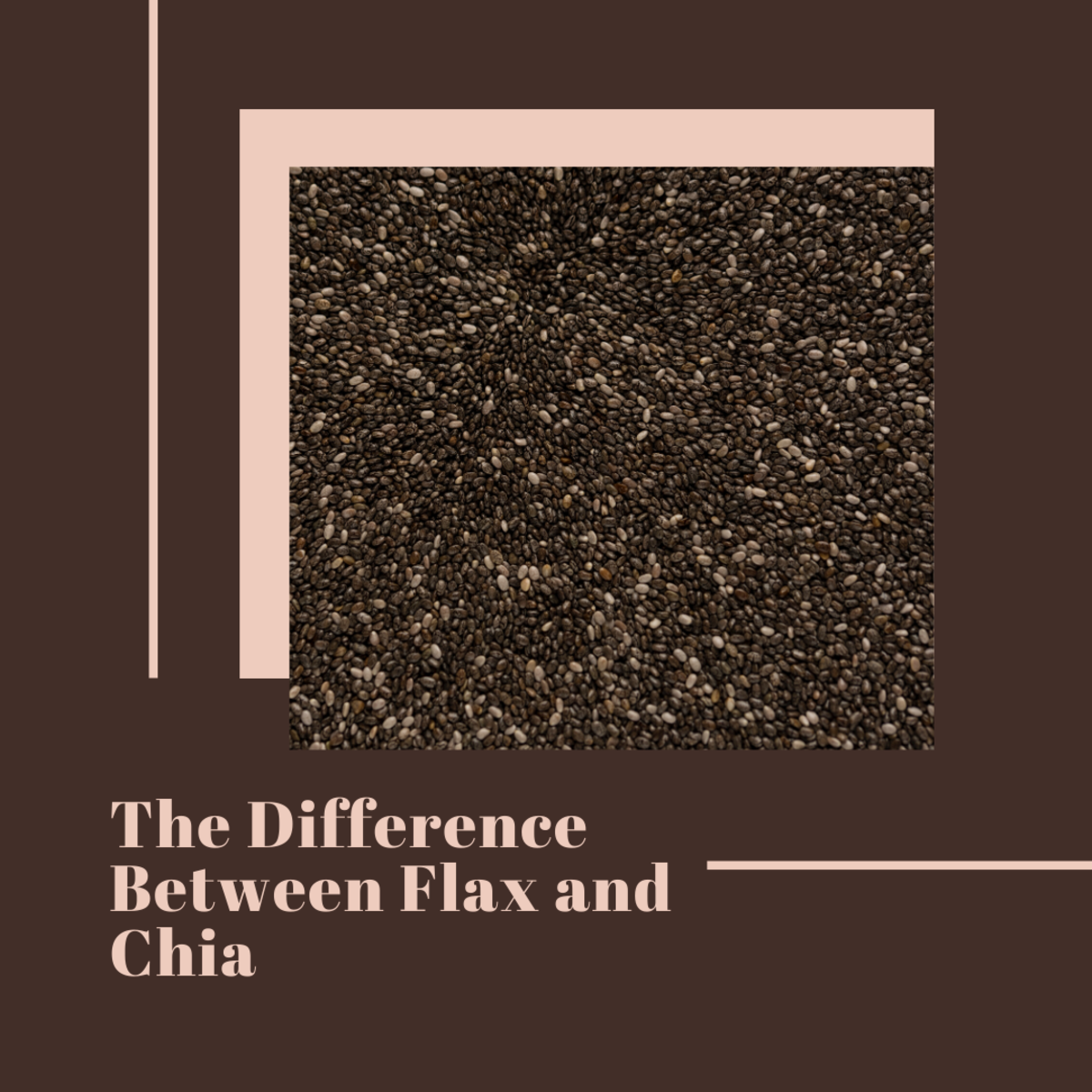 What's the Difference Between Flax and Chia? Comparing the Super Seeds