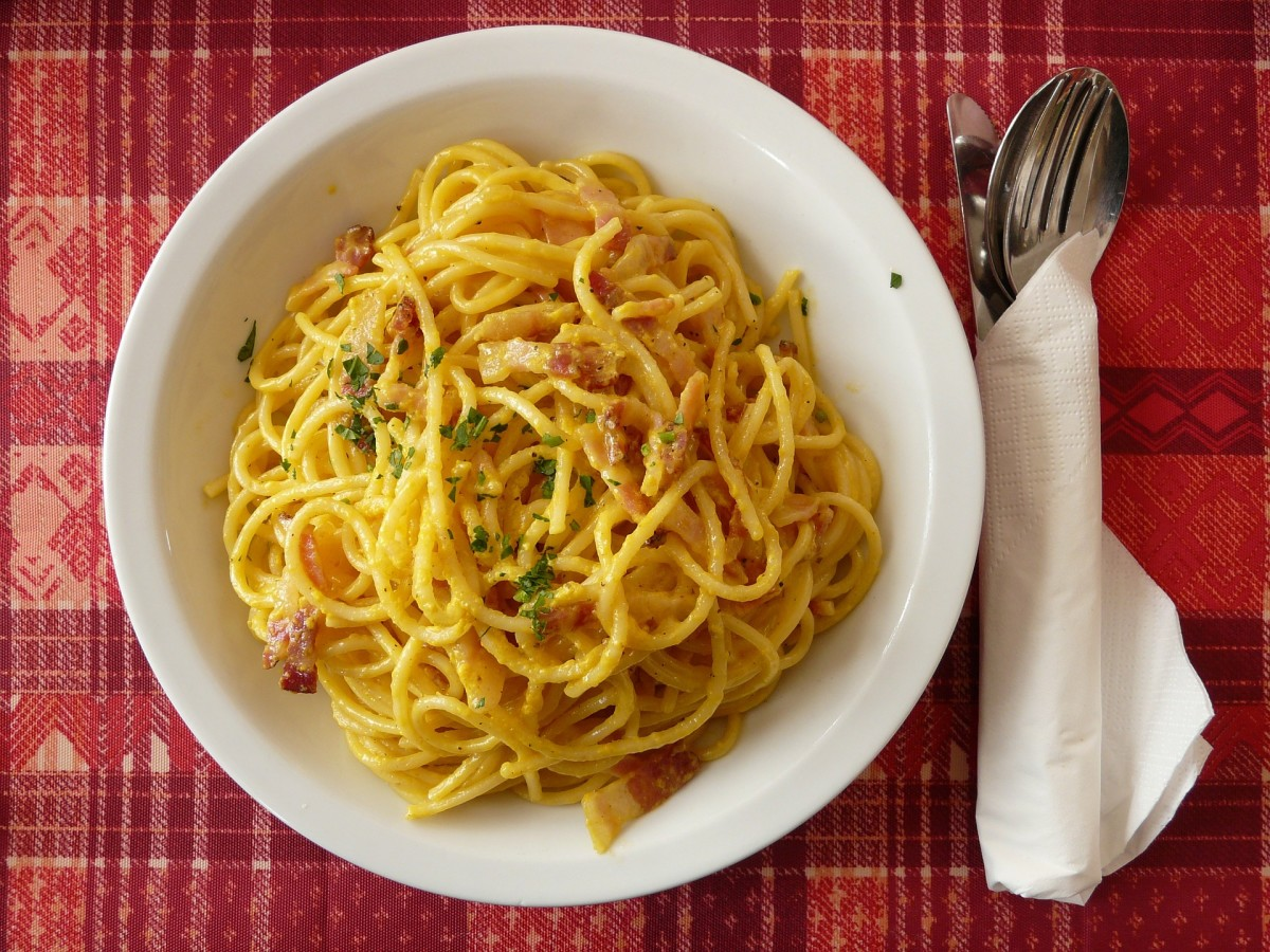 Perfect Spaghetti Carbonara Recipe