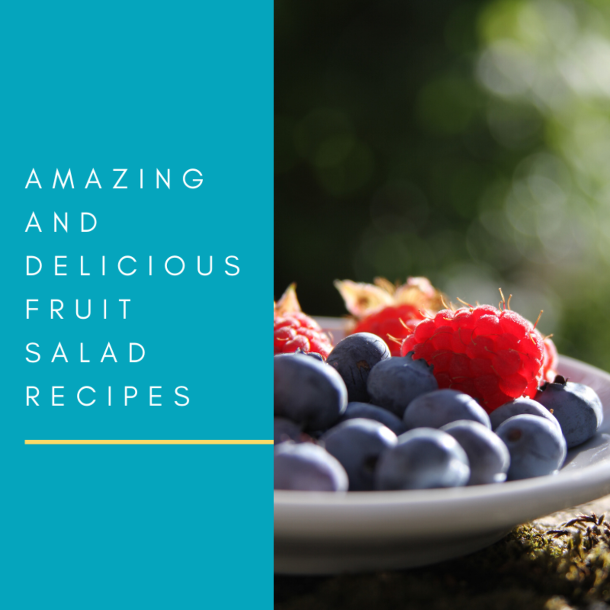 These fruit salad recipes can be enjoyed at any event or gathering.