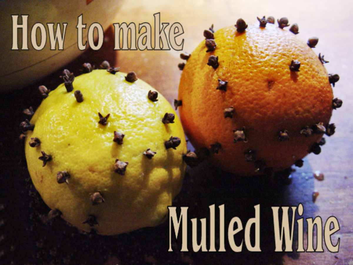 The Best Way to Make Mulled Wine for New Year's Eve