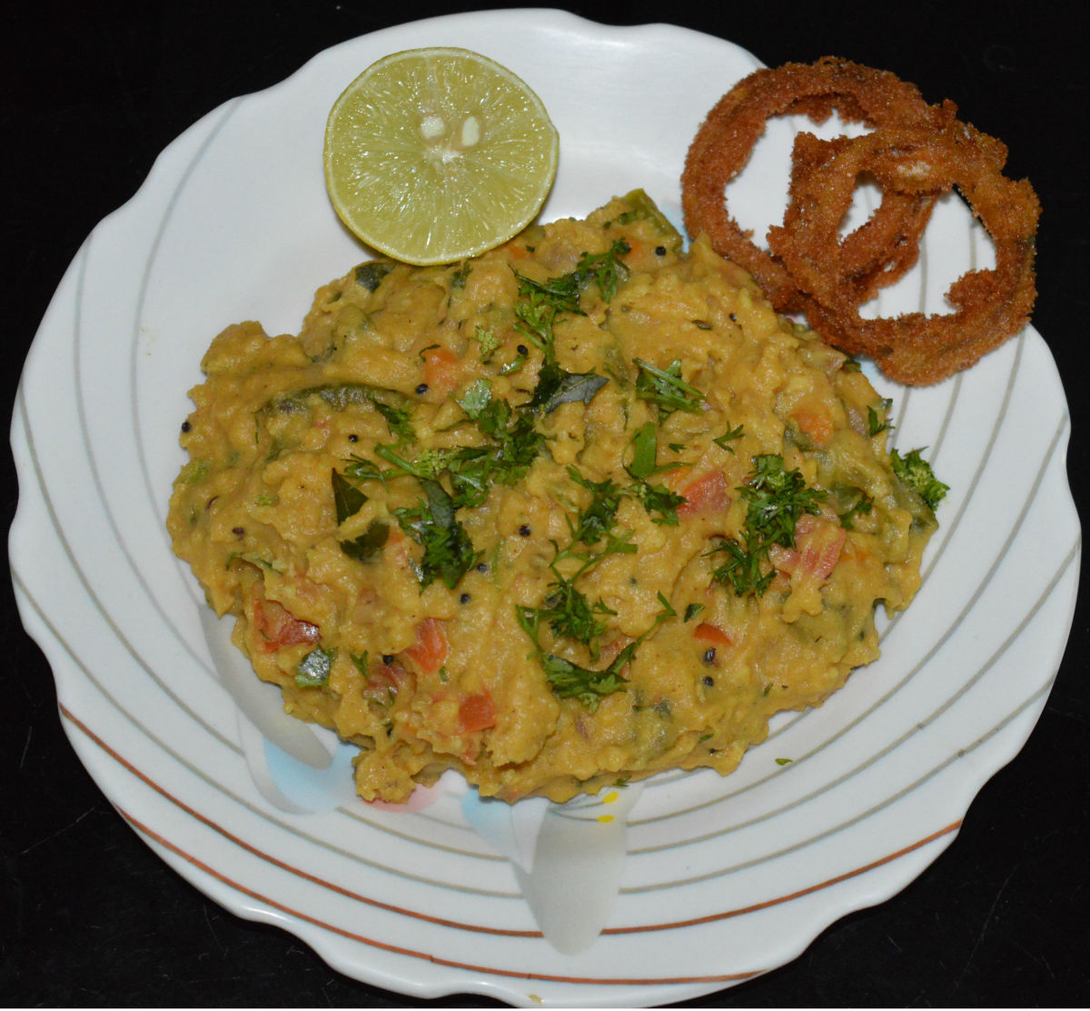 Cornmeal Upma Recipe