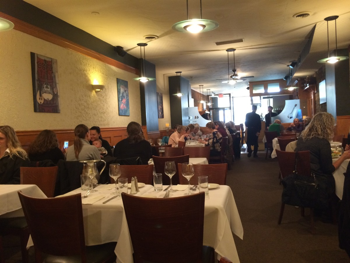 Review of Grecos in Kingston, Ontario