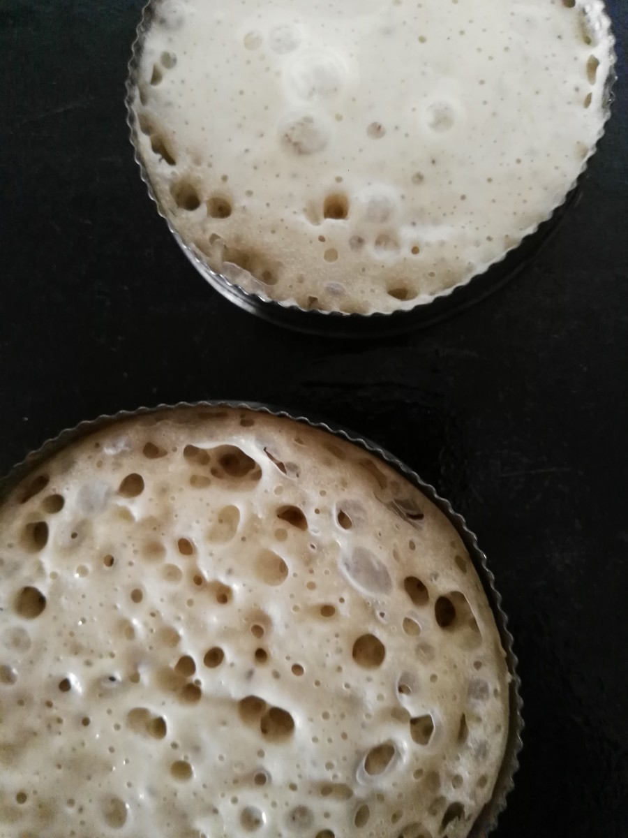 Sourdough Crumpet Recipe