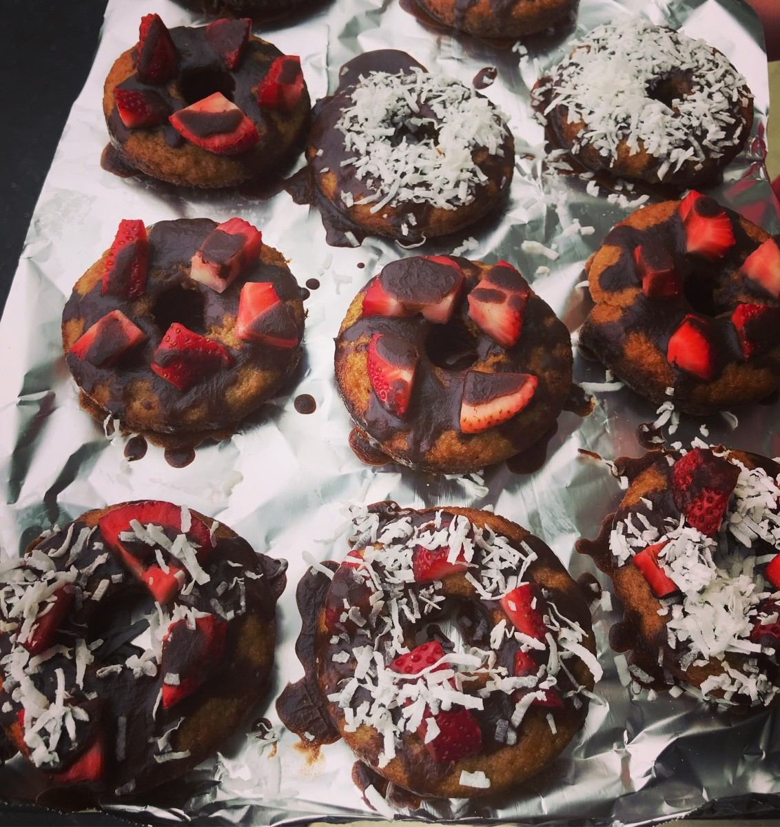 Healthy Baked Donuts (Gluten-Free and Dairy-Free)