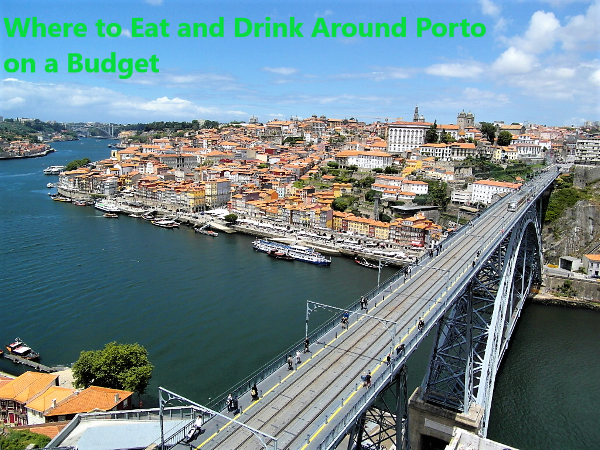Where to Eat and Drink Around Porto on a Budget