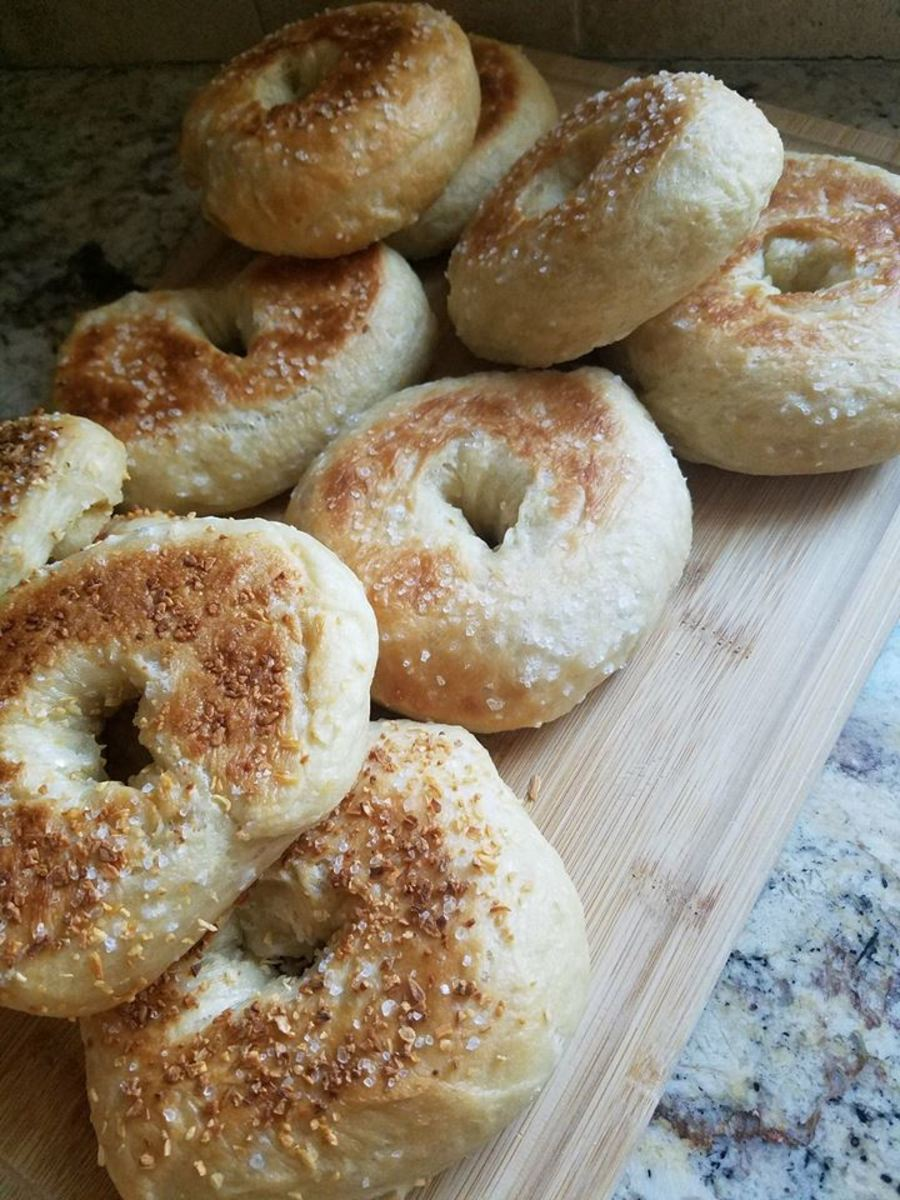 You'd Never Know It's Vegan: Bagel Recipe