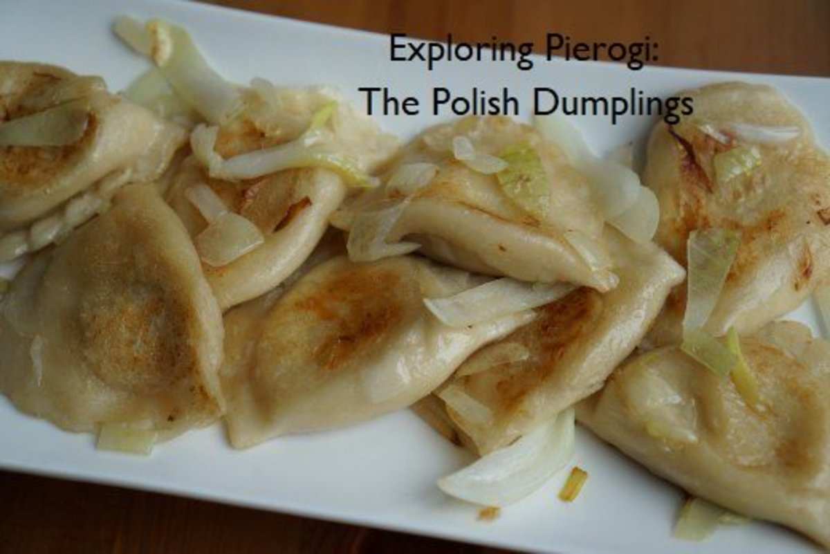 Learn about the history of pierogi, and find some recipes for this famous dumpling.