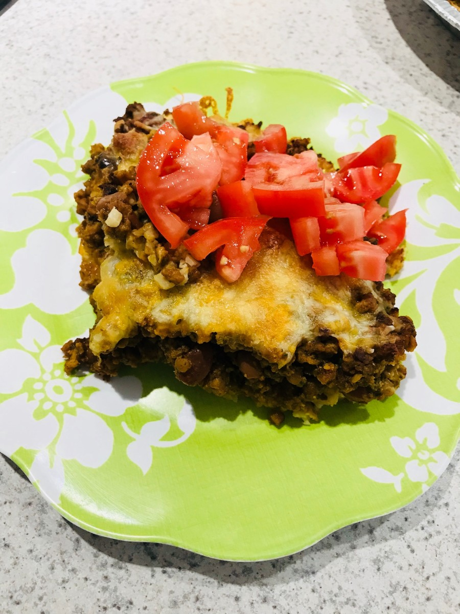 Mexican Pizza: A Healthy and Gluten-Free 21-Day-Fix Recipe