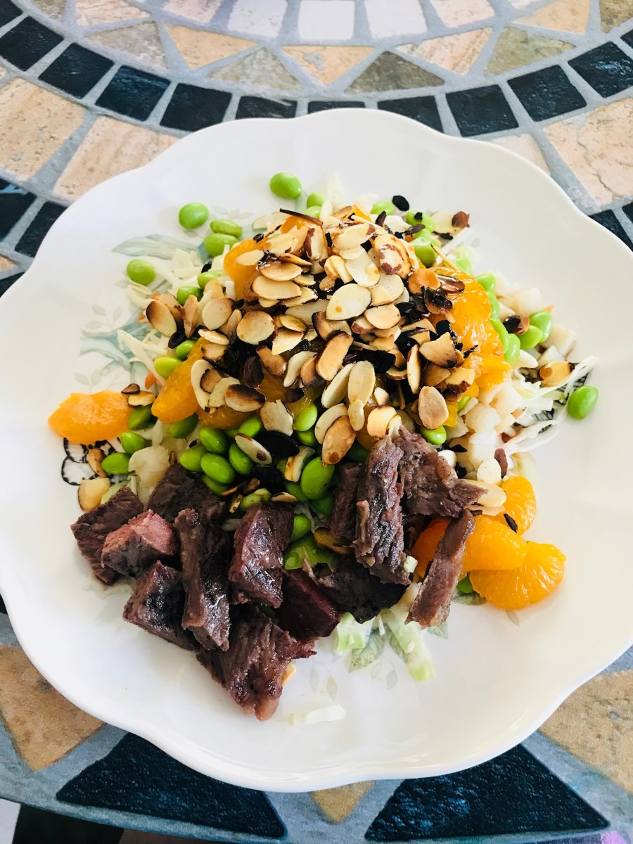 Easy Chinese Salad