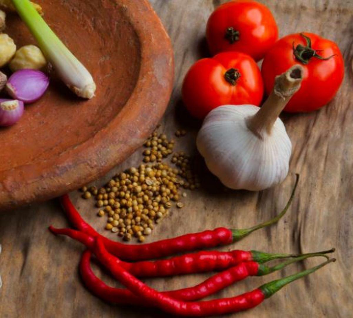 10-Minute Vegan Chili