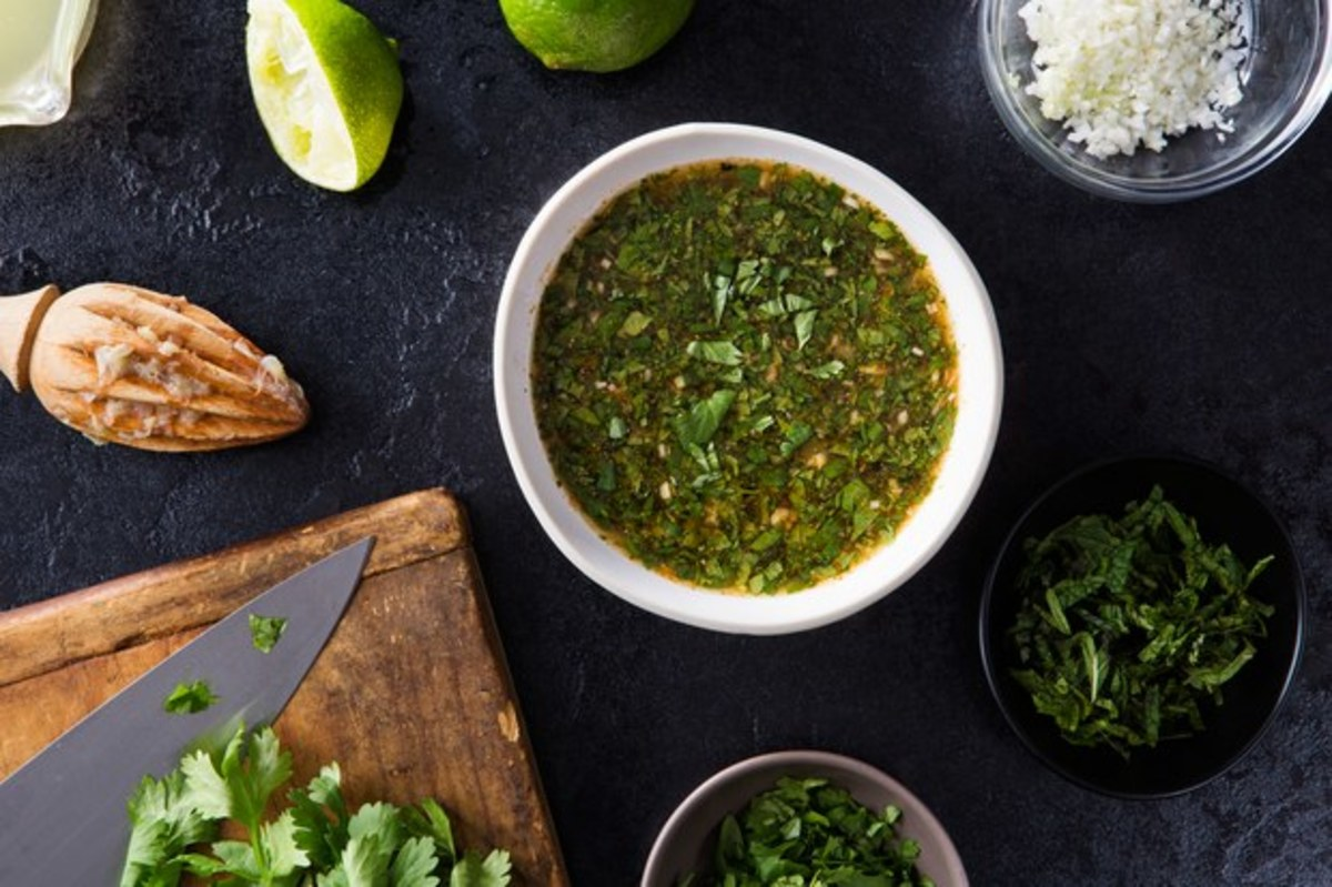 Chili Herb Dipping Sauce (Thailand)