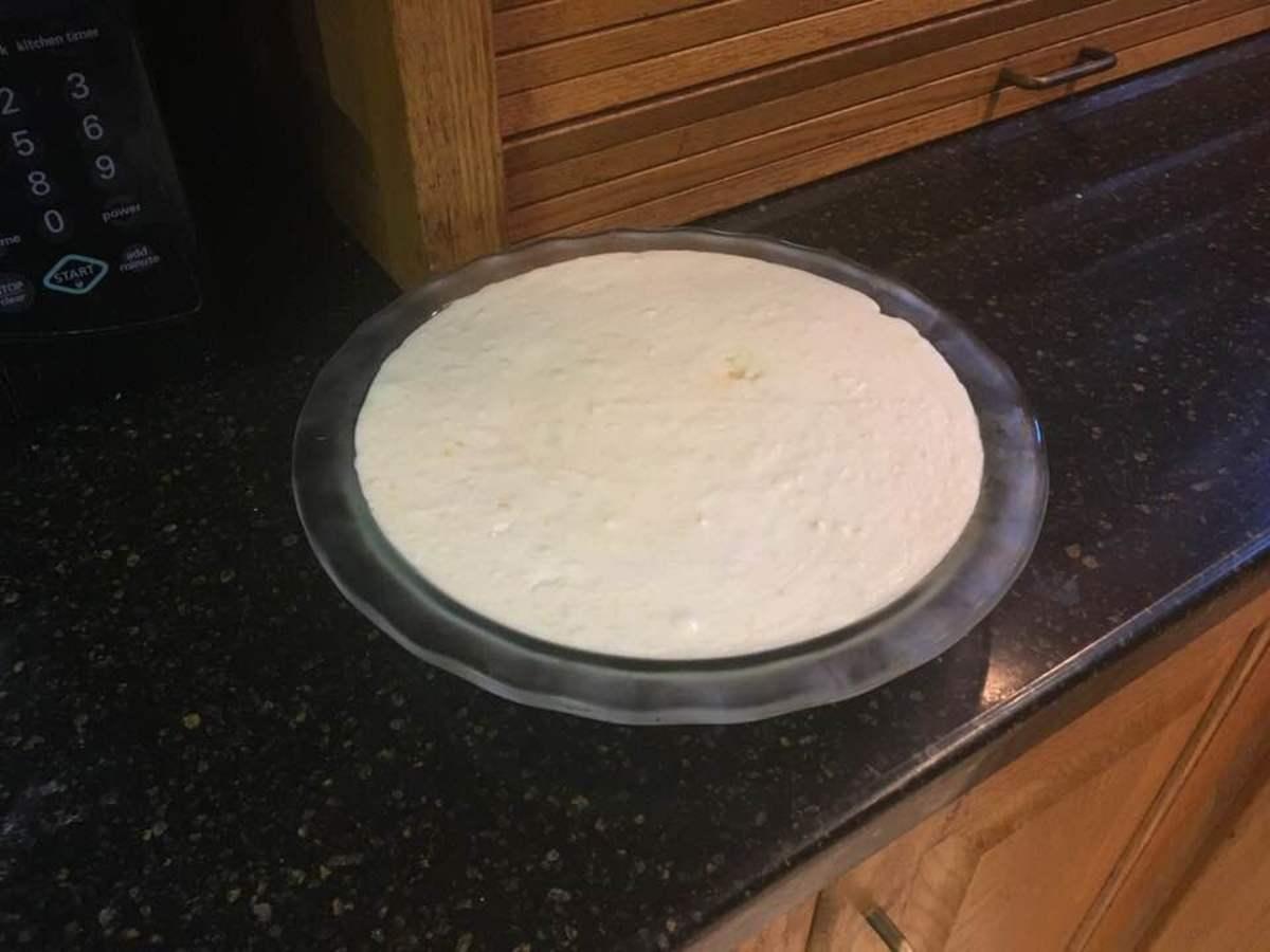 Coconut-Lemon Cream Pie With a Graham Cracker Crust Recipe