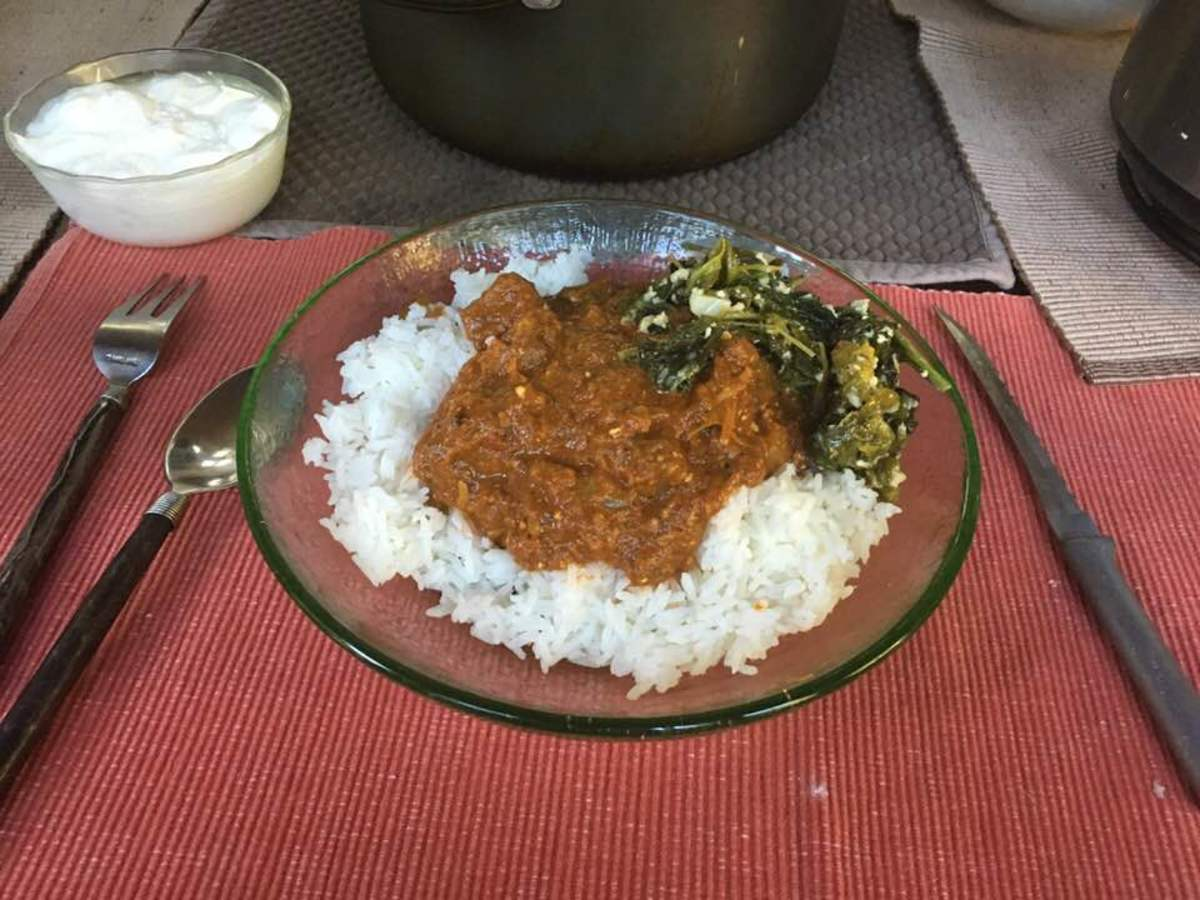 Keralan Coconut-Beef Curry Recipe