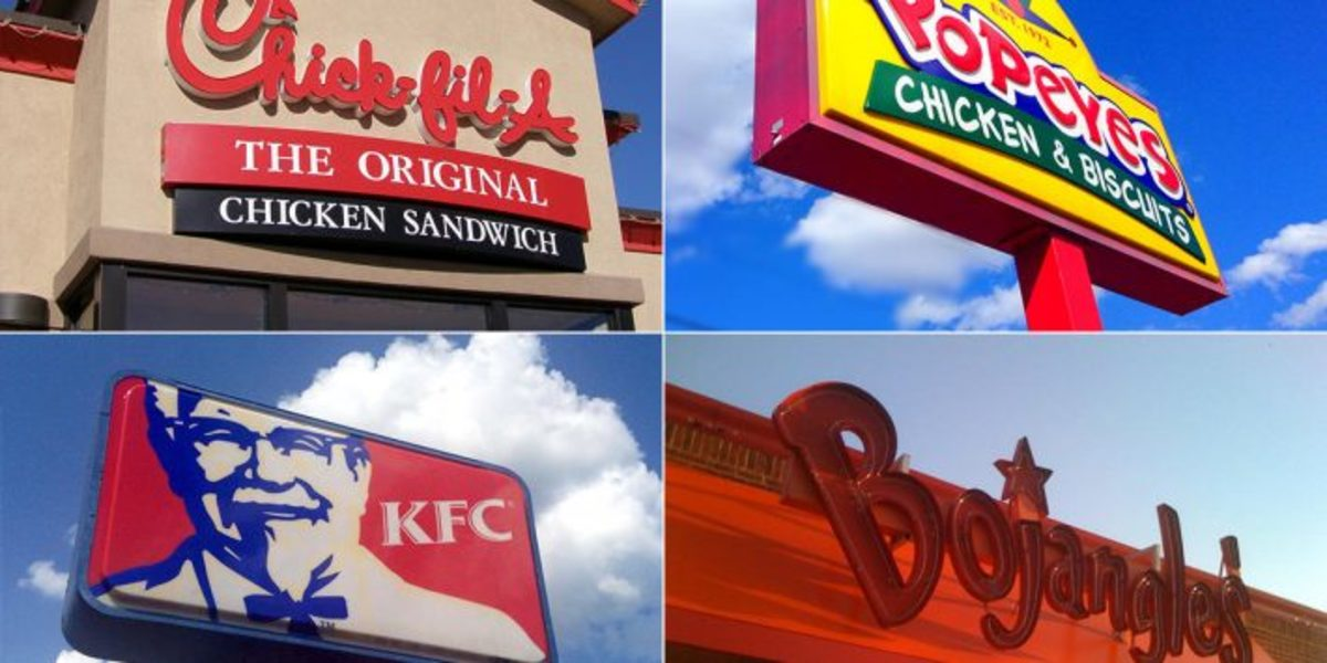 The Best Fast Food Chicken Delishably