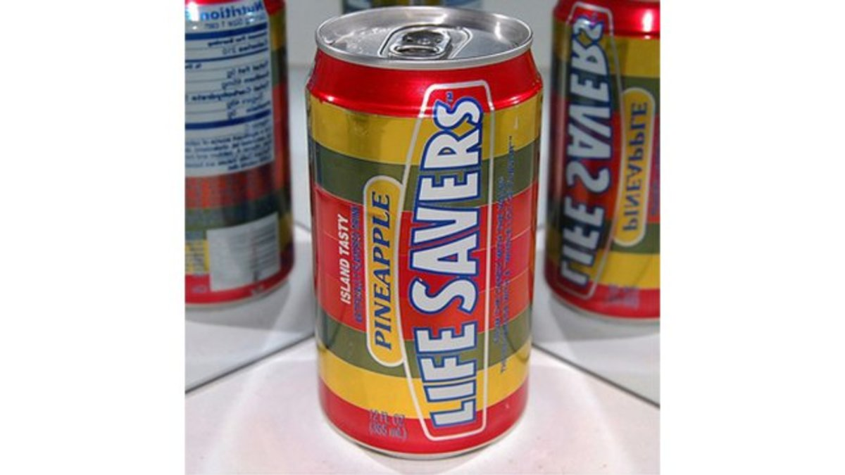 How Many of These Classic 80s Drinks Did You Try?