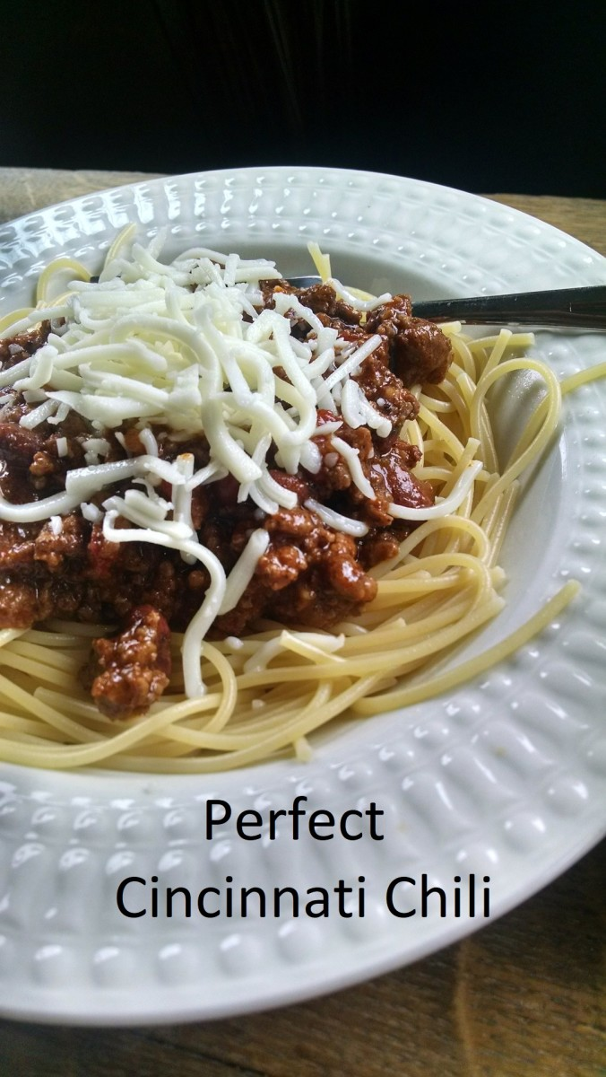 Perfect Cincinnati Chili