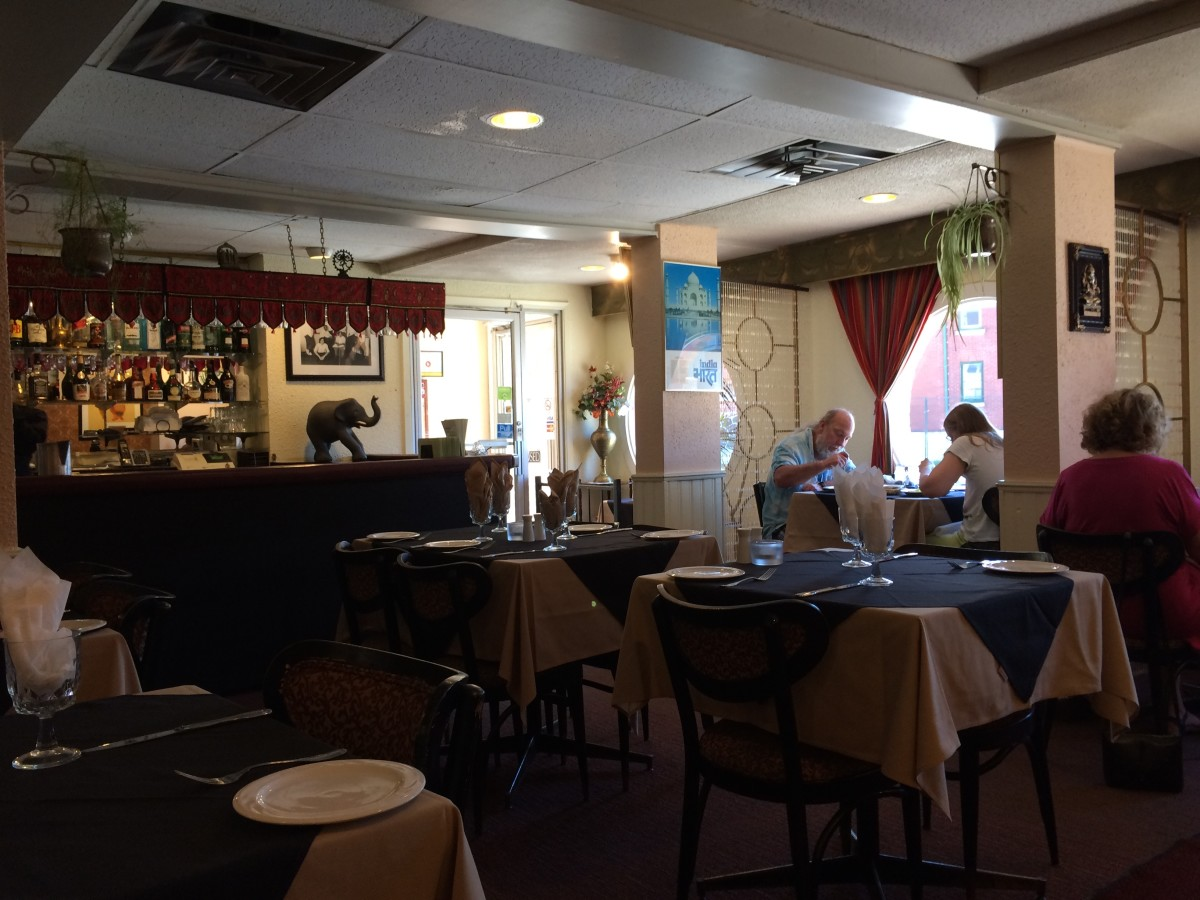 Review of Darbar in Kingston, Ontario