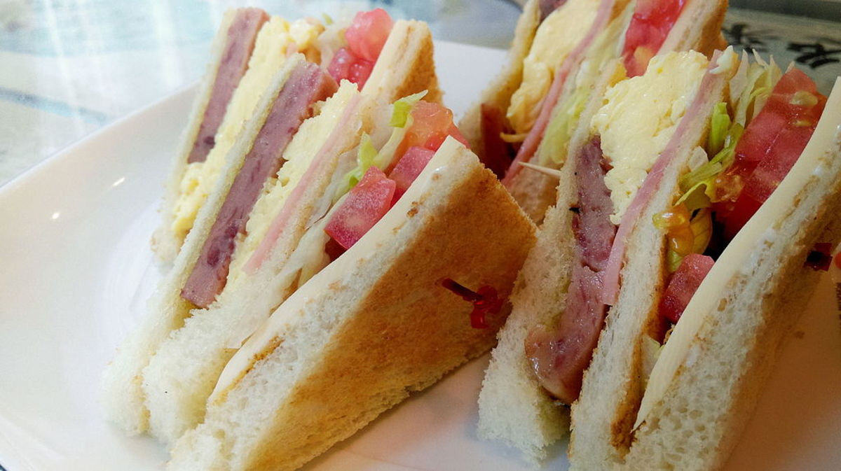 Sandwiches have become immensely popular all over the world.