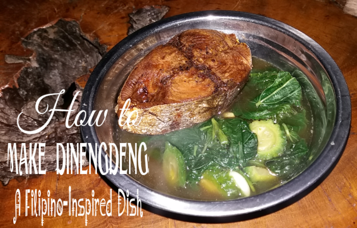 How to Make Dinengdeng: A Filipino-Inspired Dish