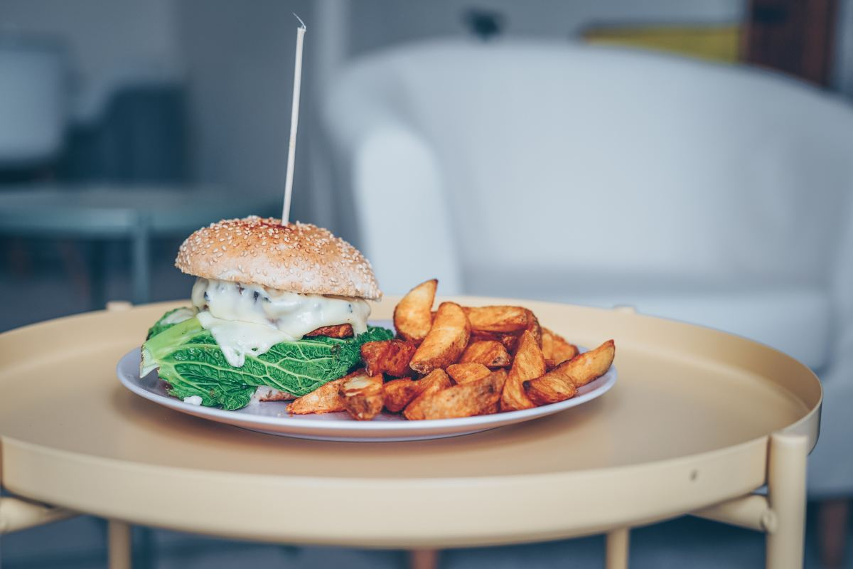 Best Vegetarian Burger Brands