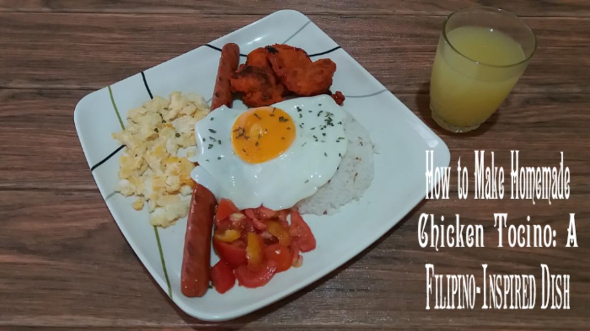 How to Make Homemade Chicken Tocino: A Filipino-Inspired Dish