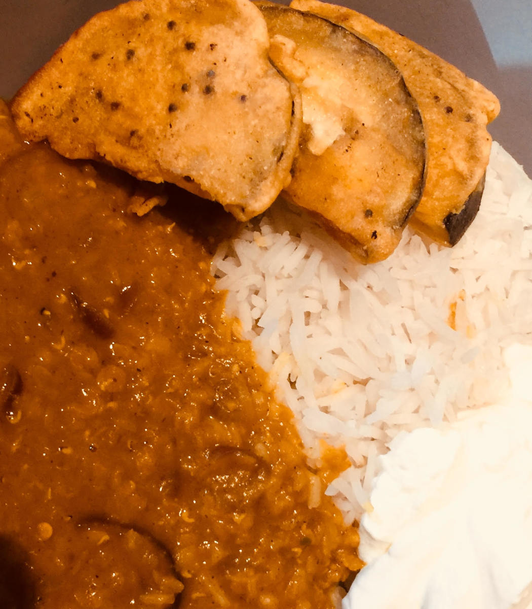 Curry Feast From an Empty Fridge
