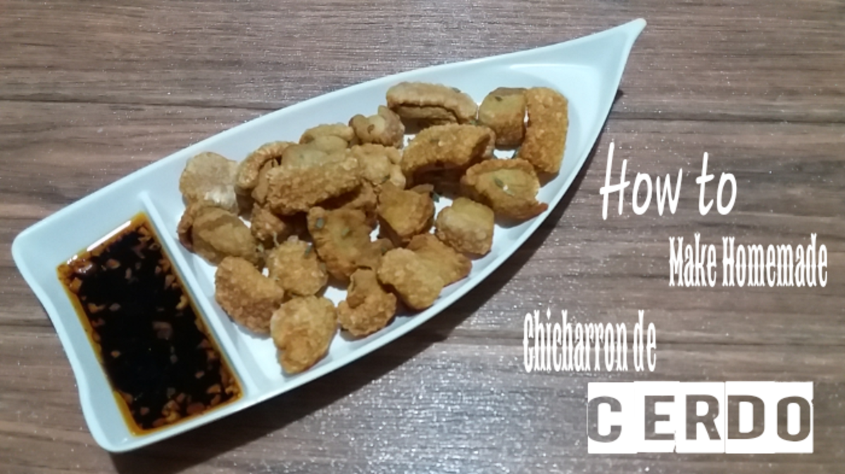 How to Make Homemade Chicharrón de Cerdo