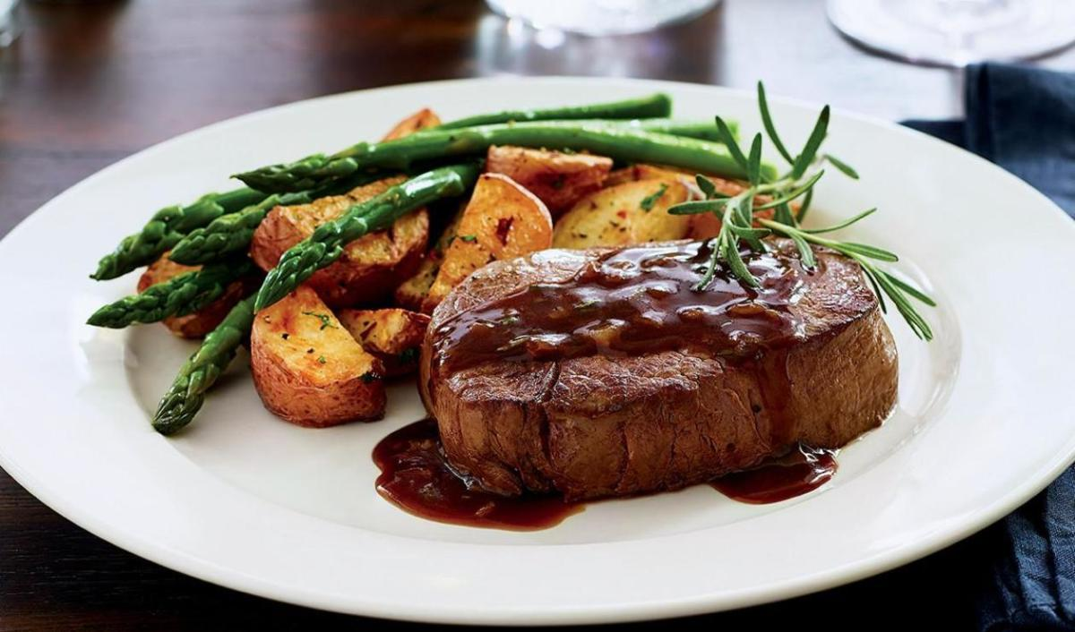 Filet Mignon Side Dishes: Salads, Potatoes, and Vegetables ...  Filet Mignon Si...