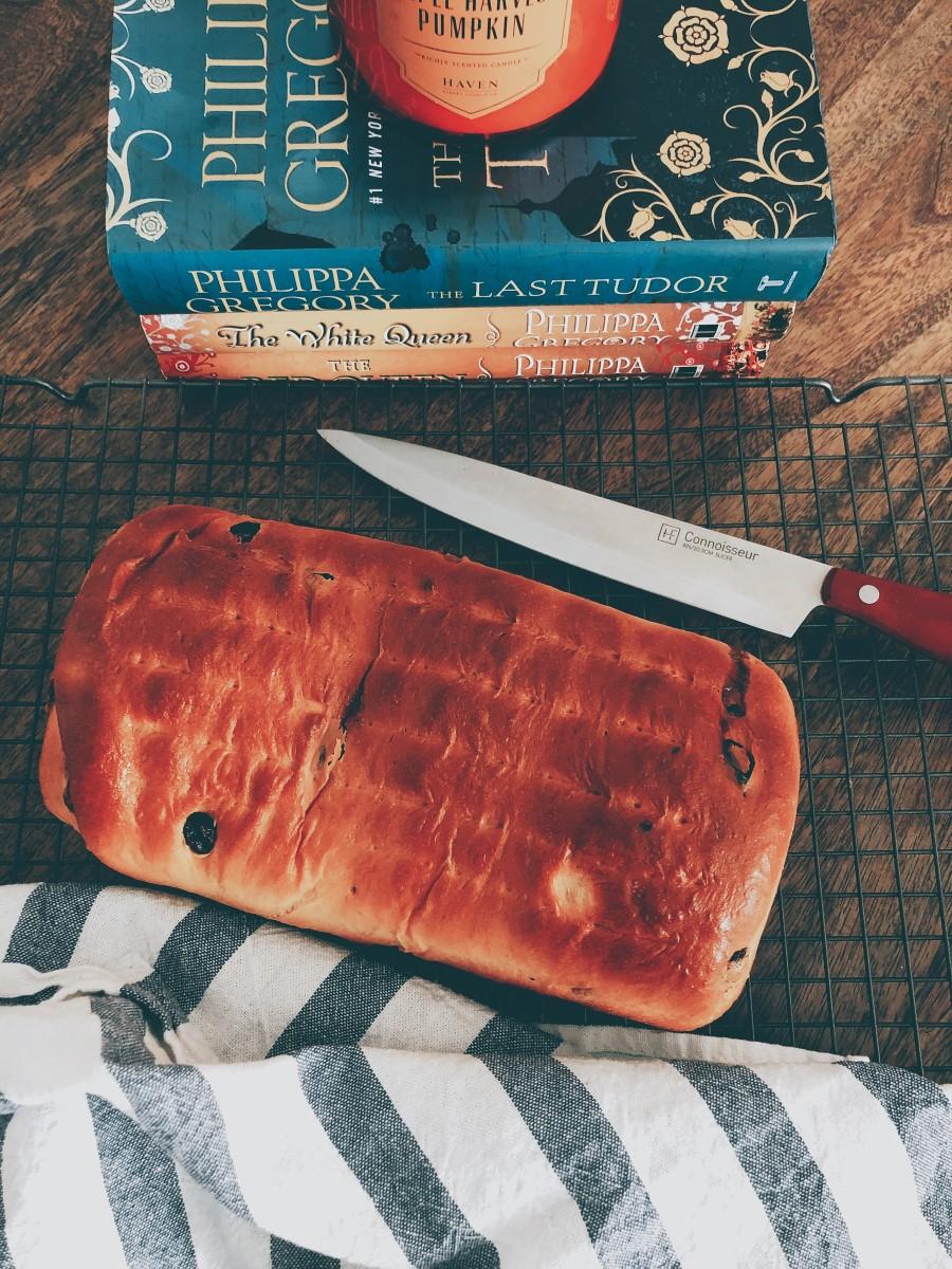 Homemade Raisin Cinnamon Swirl Bread Recipe