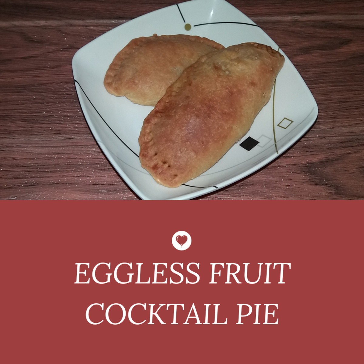 How to Make an Egg-Free Fruit Cocktail Pie