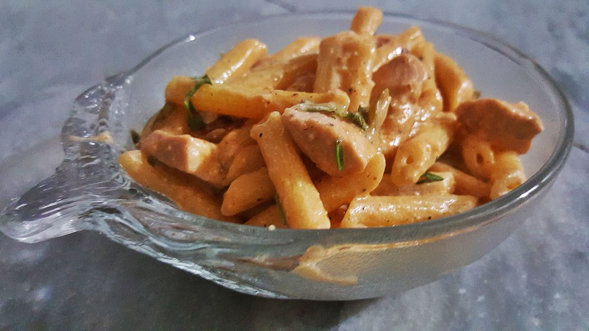 2 Easy Creamy Pasta Recipes With an Asian Twist