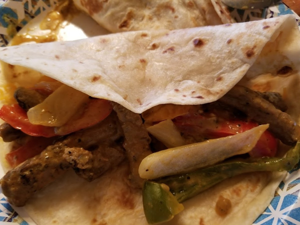 How to Make Beef Fajitas