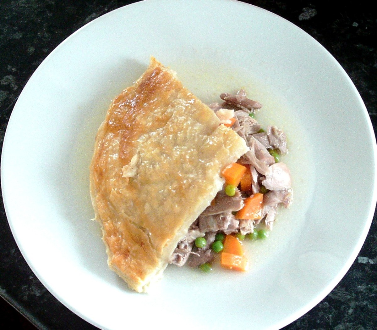 Rabbit and Squirrel Pie Recipe With Photo Guide