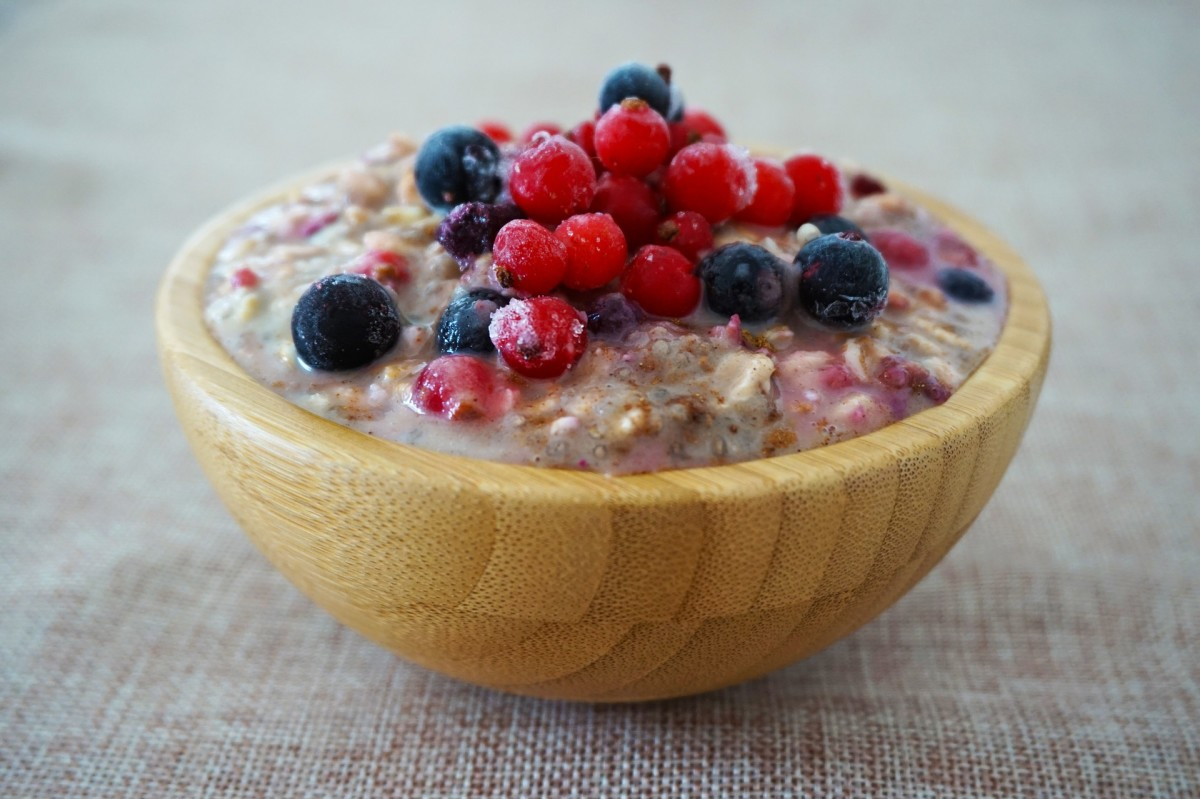 Make Your Own Overnight Oats (or Seven Grain Oats)