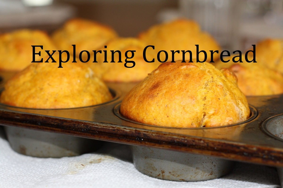 Cornbread has a long and storied history.