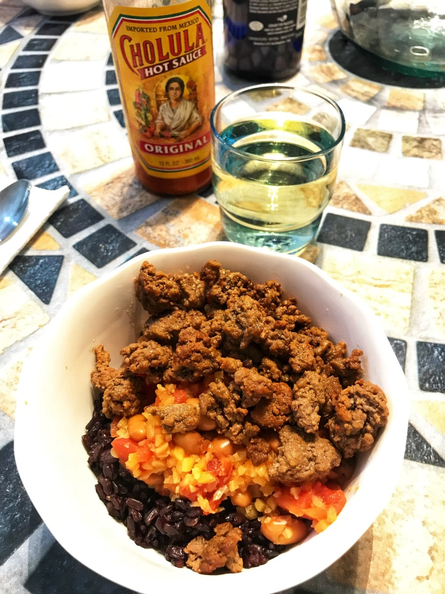 Dominican-Style Rice and Beans Recipe