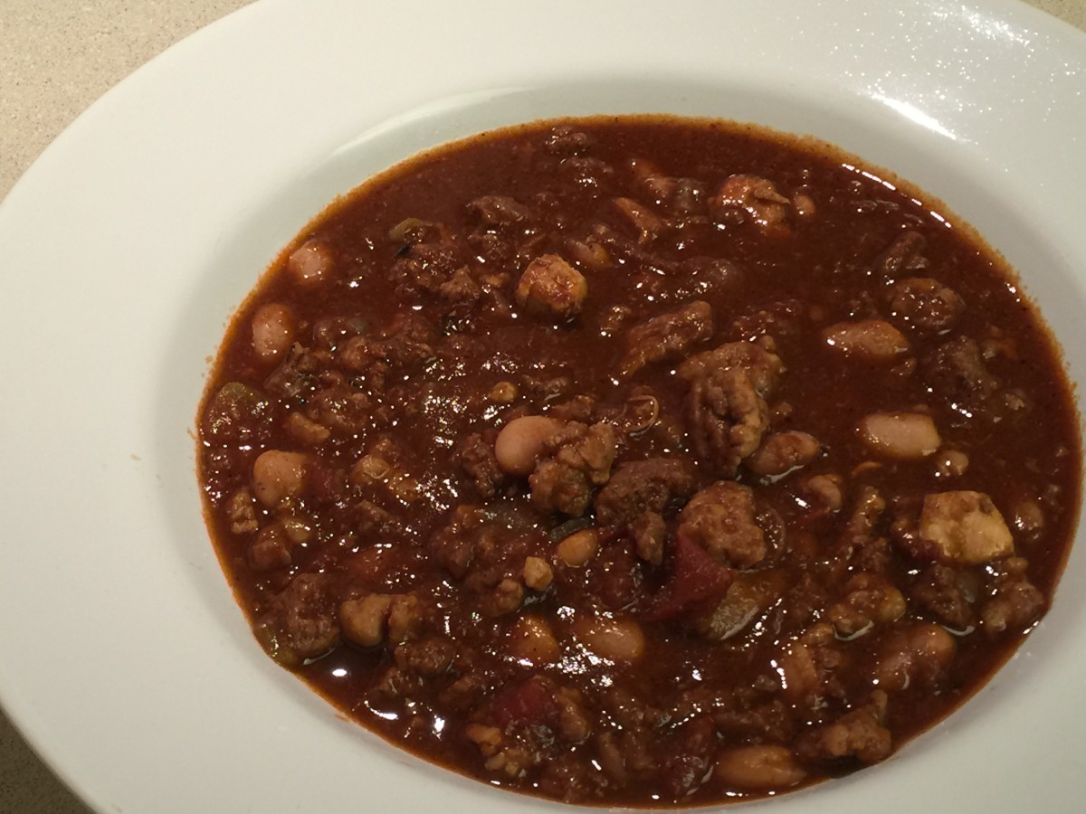 Chili Cook-Off! 12 Chili Recipes Including Classic and the Unexpected
